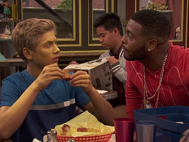 "Game Shakers: ""Gold Hudson"""