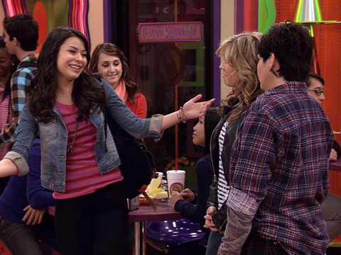 ICARLY | S5 | Episodio 09 | El rescate de Carly