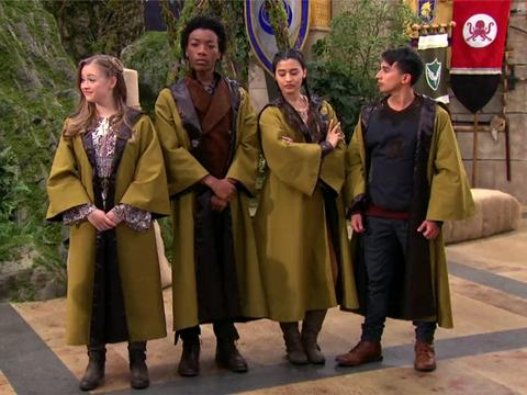 "Knight Squad: ""Team Hex"""