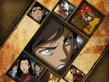 "Legend of Korra: ""The Many Faces of Korra"""