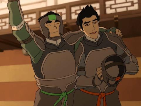 """Legend of Korra: """"And the Winner Is... : The Council's Decision"""""""