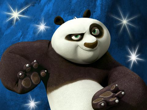 KUNG FU PANDA | SHORT | Kung Fu Panda - ¡Sesión PO-tográfica!