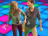 Extreme Dancing with Lucas & Jennette!