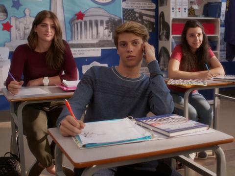 """Blurt!: """"Class Participation"""""""