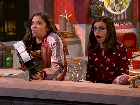 GAME SHAKERS | S2 | Episodio 19 | Clam Shakers, Parte 1