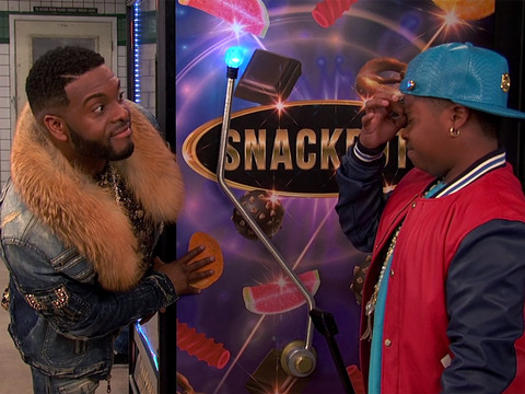 GAME SHAKERS | S3 | Episodio 03 | Botana para todos