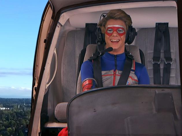 HENRY DANGER | S3 | Episodio 15 | Licencia para volar
