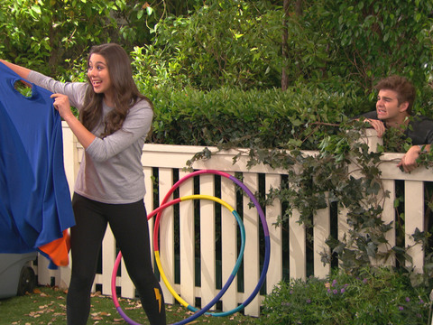 "The Thundermans: ""Side-Kicking and Screaming"""