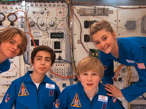 NRDD | S3 | Episodio 17 | Cuatriodisea Espacial