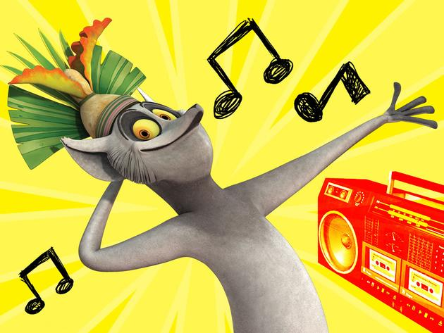 Dance Like a King!