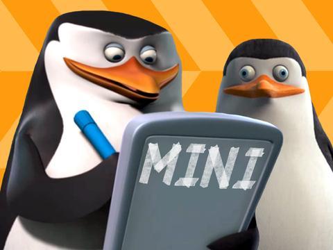 """Penguins of Madagascar: """"No Thanks, I'm Stuffed"""""""
