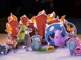"Robot & Monster: ""Baconmas: Holiday Story"""