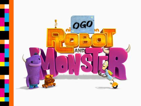 "Robot & Monster: ""Ogo's Friends"""