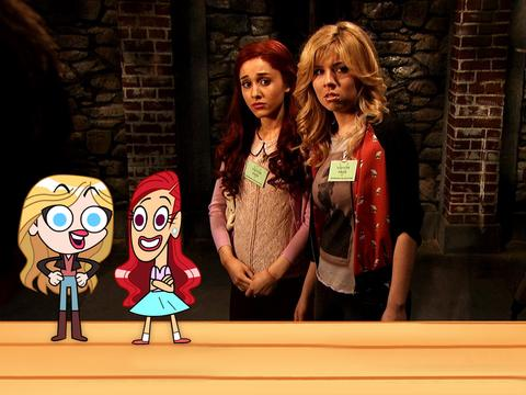"""The Lil' Sam & Cat Show: """"#MyLilGhost"""""""