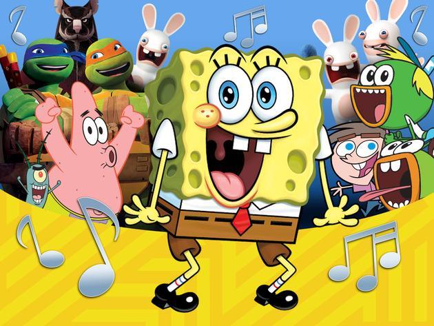 SpongeBob Anthem!