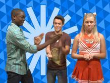 Secret Ninja Handshake!