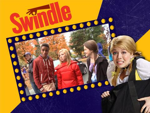 Swindle: On Set with Jennette
