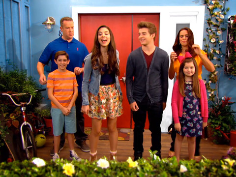 THE THUNDERMANS | S1 | Episodio 01 | Aventuras de Superniñera