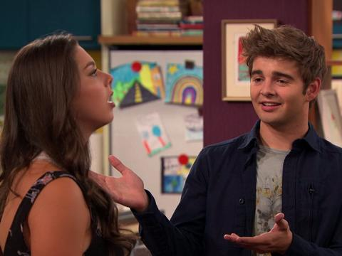 "The Thundermans: ""Pop Pop's Favourite"""