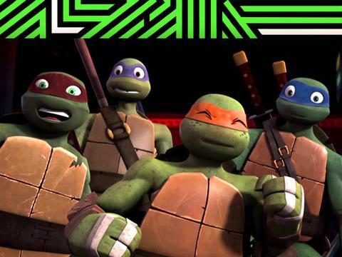 Raphael Ninja Turtles Tmnt Characters Nick Com