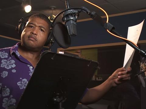 "Rise of the Teenage Mutant Ninja Turtles: ""The Voice of Raph"""