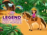 Легенда о пропавших лошадях (Даша-путешественница (0+))