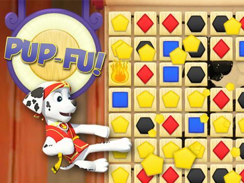 PAW Patrol Pup-fu!