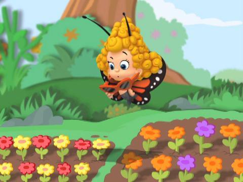 Bubble Guppies: Miss Butterfly's Garden
