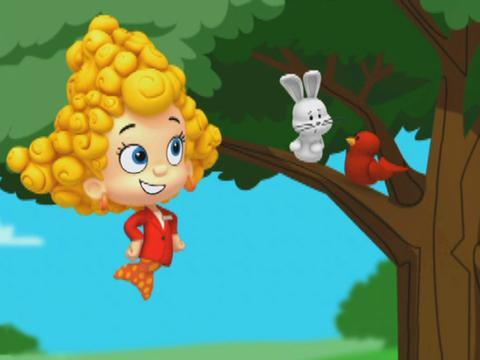Bubble Guppies: Home Sweet Tree