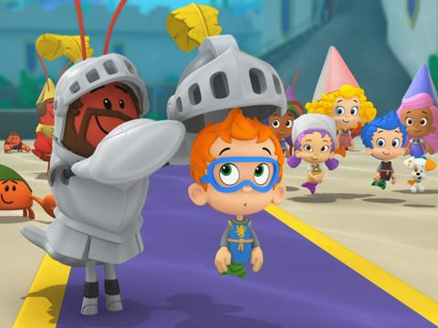 Bubble Guppies: Sir Nonny the Nice