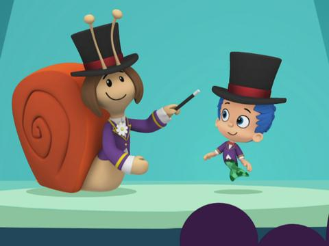 Bubble Guppies: Abracadabra!