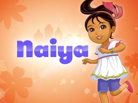 Dora and Friends: Into the City!:Dora's New Friend Naiya