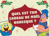 Bob l'éponge : quel est ton cadeau de Noël Bobesque ?