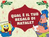 Spongebob: Qual è il tuo regalo di Natale?