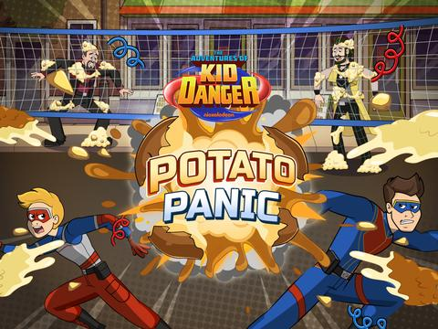The Adventures of Kid Danger: Potato Panic