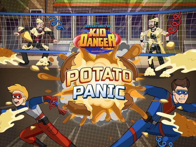 The Adventures of Kid Danger: Potato Panic