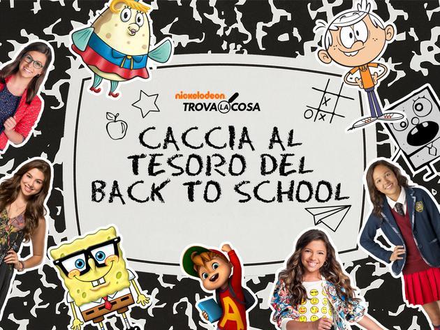 Caccia al Tesoro del Back to School