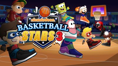 Nickelodeon: Basketball Stars 3 | Nickelodeon