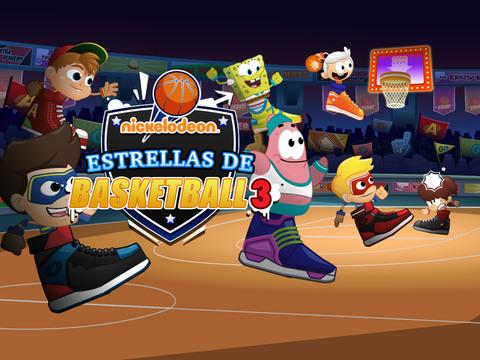 Estrellas de Basketball 3
