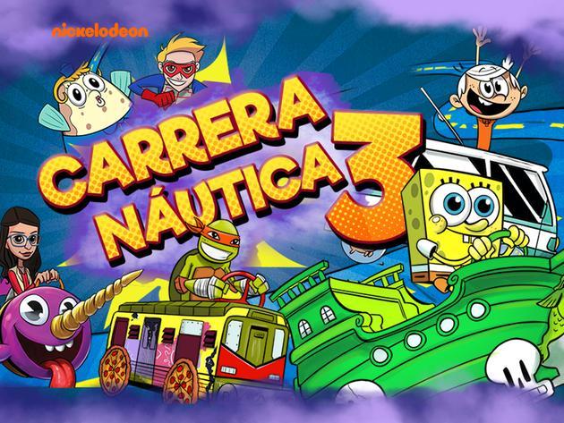 Nickelodeon: Carrera Náutica 3