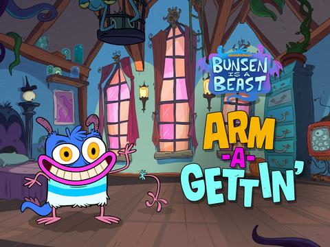 Bunsen is a Beast: Arm-a-gettin'