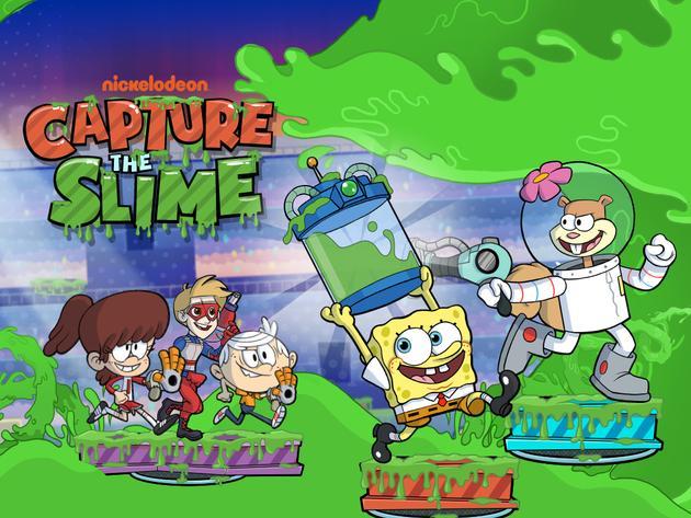 Nickelodeon: Capture the Slime