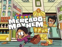 The CasaGrandes: Mercado Mayhem