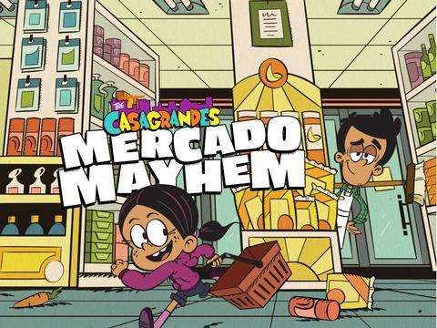 The CasaGrandes: Mercado Mayhem