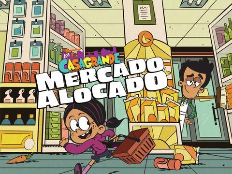 Los Casagrande: Mercado Alocado