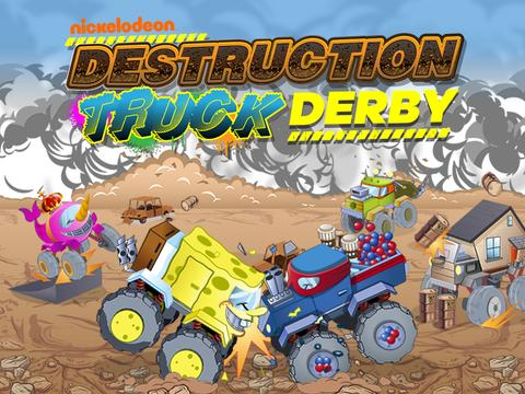 Nickelodeon: Destruction Truck Derby