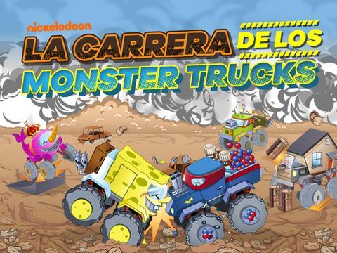 Nickelodeon: La carrera de los Monster Trucks