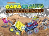 Nickelodeon: Gara di Auto da Demolizione