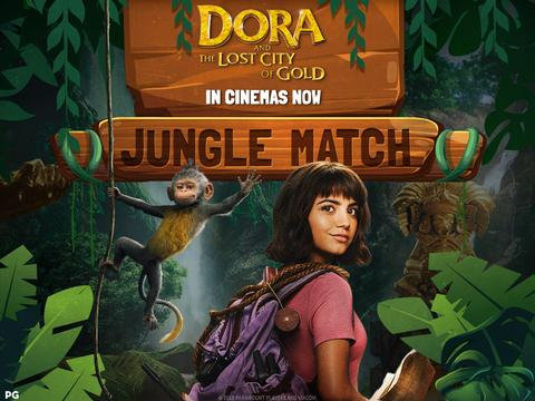 Dora and the Lost City of Gold: Jungle Match