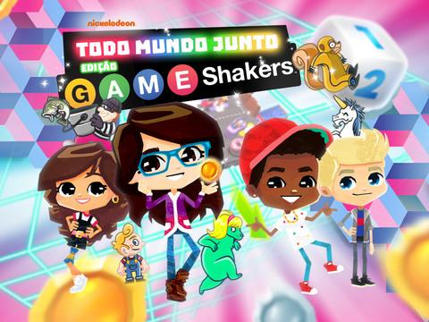 Todo Mundo Junto: Edição Game Shakers
